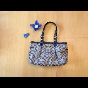 Coach medium size hand bag G1020 F15146